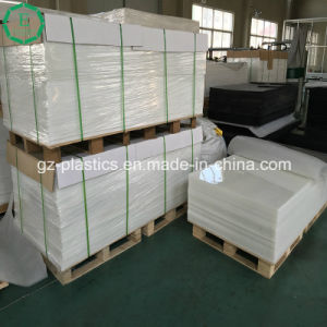 Good Electrical Insulation PP Sheet Plastic Polypropylene Board PP Plate pictures & photos