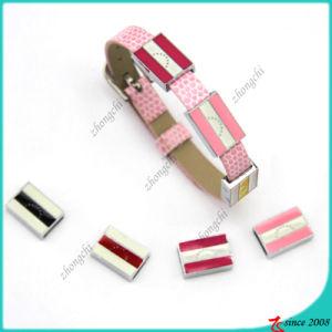 Fashion Flag Slide Charms for DIY Bracelet (SC16040909) pictures & photos