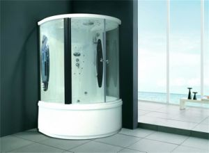 Luxury Steam Shower Room with Massage Bathtub (M-8278) pictures & photos