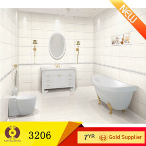 300X450mm Building Material Bathroom Wall Tile Ceramic Tile (3206) pictures & photos