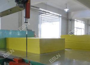 Elq-2L Vertical Foam Cutting Machine pictures & photos
