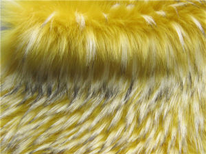 Factory Supply Long Hair Wool Faux Fur Fabric for Garment/Toy/Car Seat pictures & photos