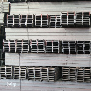 JIS Hot Rolled Steel H Beam for Construction Steel From Tangshan Manufacturer pictures & photos