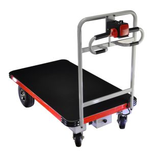 Platform Hand Truck (DH-PF1-C5 Heavy Duty Curtis Controller, 500W Motor) pictures & photos