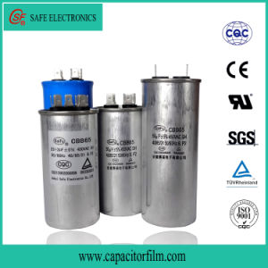 Dual Run Capacitor 45/5 Mfd 440 Volt Round - Air Conditioning Replacement Part pictures & photos