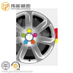 Car Wheel Spider Silicone Cover Wheel Hub Decoration Auto Hub