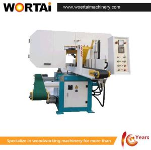 Woodworking Horizontal Band Saw for Square Timber pictures & photos