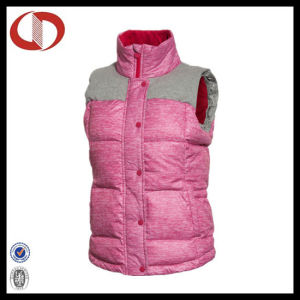 Fashion Outer Wear Warm Clothing Women Waistcoat pictures & photos