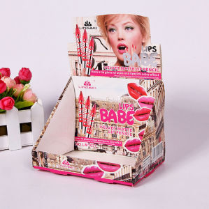 Printed Paper Lipstick Display Box pictures & photos