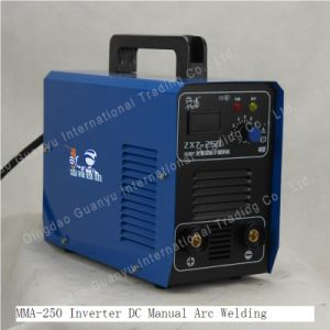 MMA-250 DC ARC Inverter Manual Welding Machine