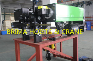 2m/M5 European Type Electric Wire Rope Hoist 5ton pictures & photos