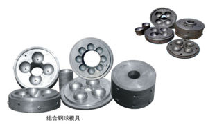 Casting Balls Mould pictures & photos