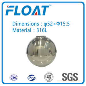 Stainless Steel Ball Magnetic Float Ball for Level Switch