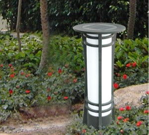 6W LED Solar Lawn Light for Garden or Park pictures & photos