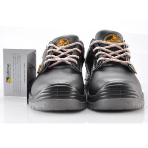 Export Genuine Leather Safety Shoes for Man L-7246 pictures & photos