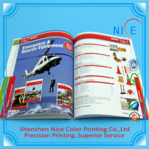 Soft Cover Book Catalogs Printing Supplier