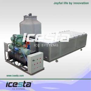 America Copeland Compressor CE Certification Block Ice Machine pictures & photos