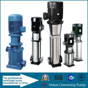 Dl Centrifugal Fair Water Vertical Multi Stage Pump
