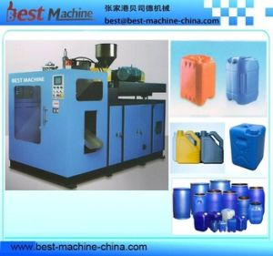 High Quality High Hardness Plastic Jerry Can Blowing Molding Machine pictures & photos