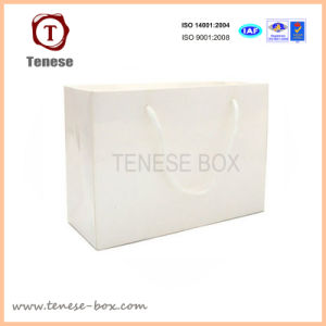 Lamination Customized Cosmetic Paper Gift Bags pictures & photos
