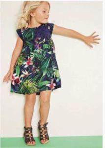 Fashion Flower Dress in Children Clothes pictures & photos