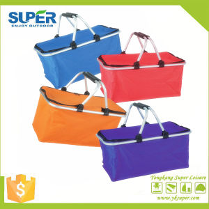 Cheap 600d Folding Shopping Basket (SP-301A) pictures & photos