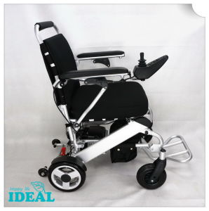 Tiny 4 Portable Electric Wheelchair for Travel pictures & photos