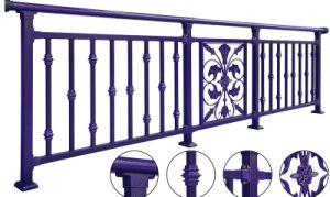 China Fashional Steel Balcony Railing