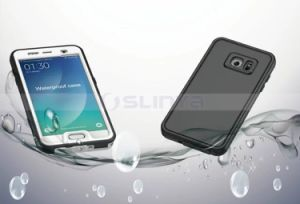 Hard PC Transparent Mobile Phone Cover Cases Shockproof Waterproof Case for Samsung S7 S6 Edge Note 4 5 pictures & photos