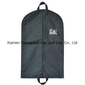 Custom Black Non-Woven Cloth Cover Garment Bag pictures & photos