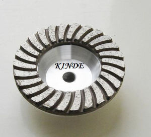 Aluminium Grinding Cup Wheel for Polishing Stones. pictures & photos