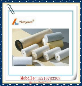 High Temperature PTFE Needle Felt Dust Filter Bag pictures & photos