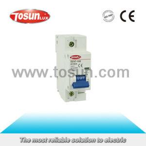 IEC 60898 Miniature Cirsuit Breaker with CE TUV CB Certificate pictures & photos