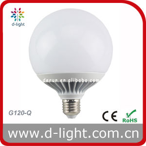 G120q Aluminum Body LED Globle Bulb