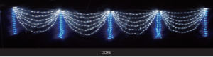 LED Christmas Lights Home Curtain Decoration pictures & photos