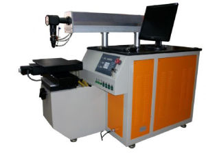 Fiber Laser 300W Welding Machine Spot Welding for Channel Letters pictures & photos