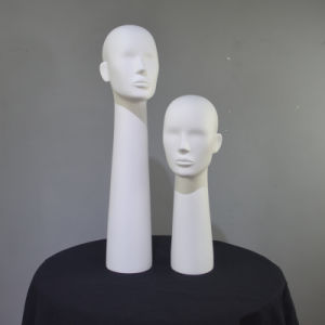 Fiberglass Female Long Neck Mannequin for Scarf Display pictures & photos