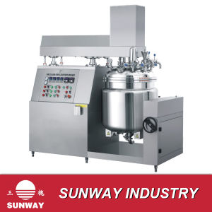 500 L Vacuum Homogenizing Machine pictures & photos