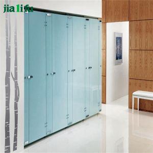 Jialifu Modern Decorative Compact Laminate Toilet Partition pictures & photos