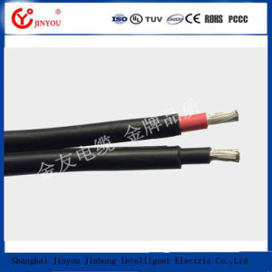 Twin Core PV Solar Cable (2X6mm2)