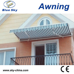 Popular Anti-UV Polyester Motor Retractable Awning (B3200) pictures & photos