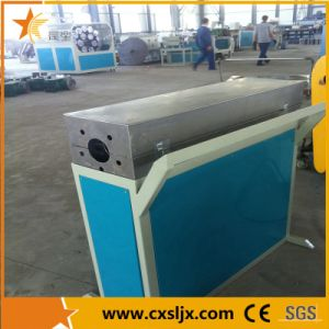 Plastic PVC Fiber Reinforced Hose/Pipe Making Machine pictures & photos