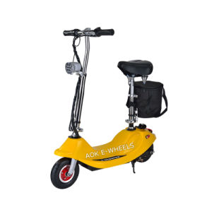 Folding 250W Motor Electric Scooter with Lithium Battery (MES-300-2) pictures & photos