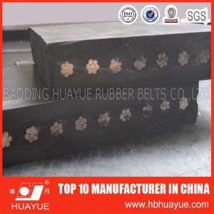 Common Steel Cord Rubber Conveyor Belt pictures & photos