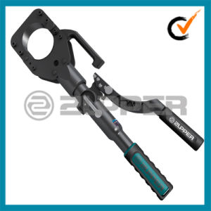 Hydraulic Hand Cable Cutter with Safety System Inside (Hz-85C) pictures & photos