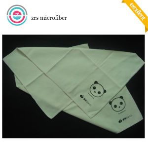 Digital Print High Quality Microfiber Cloth pictures & photos