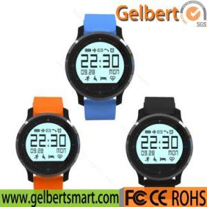 Gelbert Waterproof Bluetooth Smart Watch Health Heart Rate Monitor pictures & photos
