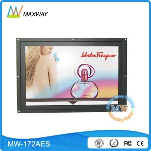 17 Inch Open Frame LCD Digital Signage with Motion Sensor pictures & photos