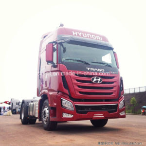 Hyundai 4X2 Tractor Truck/Tractor Head pictures & photos