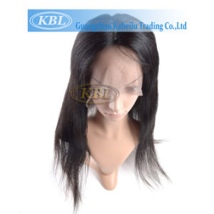 Brazilian Remy Virgin Hair Front Lace Wig pictures & photos
